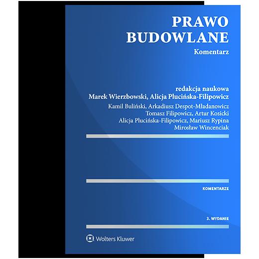Publikacja - prawo budowlane - komentarz